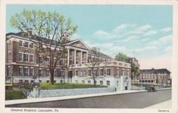 Pennsylvania Lancaster General Hospital Curteich
