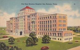 Texas San Antonio Fort Sam Houston Hospital