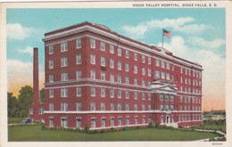 South Dakota Sioux Falls Sioux Valley Hospital Curteich
