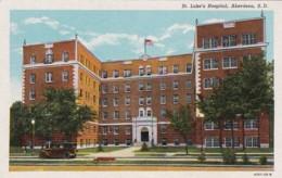 South Dakota Aberdeen St Luke's Hospital Curteich - Aberdeen