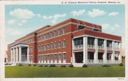 Louisiana Monroe E A Conway Memorial Charity Hospital 1941 Curte