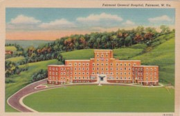 West Virginia Fairmont General Hospital Curteich