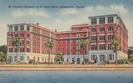 Florida Jacksonville St Vincent's Hospital On St John's River