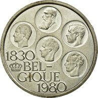 Monnaie, Belgique, 500 Francs, 500 Frank, 1980, Bruxelles, SUP, Silver Clad - 1951-1993: Baudouin I
