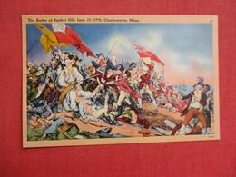 Battle Of Bunker Hill June 17  1775 Charlestown  - Massachusetts > 3085 - History