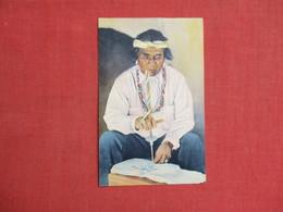 Pueblo Indian Turquoise Driller     >  3086 - Native Americans