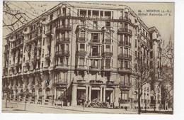 06 - MENTON - Hôtel Astoria  (K46) - Menton
