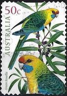 Australia 2005 - Birds : Parrots ( Mi 2415 - YT 2305 ) - Oblitérés
