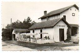 """40 - Landes / BISCARROSSE-PLAGE : Hôtel Restaurant  """"Au Bon Landais"""". - Biscarrosse"""