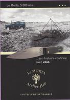 CC °° Coutellerie Artisanale Le Morta à St André Des Eaux 44 - 10x15 - Publicidad
