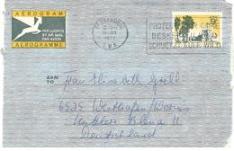 10343 - Aérogramme  Pour L'Allemagne - Poste Aérienne