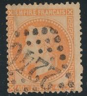 N°31  NUANCE ET OBLITERATION. - 1863-1870 Napoleon III With Laurels