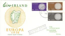10347 - EUROPA 70 - 1949-... Republic Of Ireland