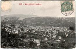 4NI 1O21 CPA - MARVEJOLS - Marvejols