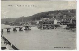 60 - CREIL - Le Pont De Bois Et La Cité St-Médard (K68) - Creil