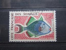 VEND BEAU TIMBRE DE LA COTE FRANCAISE DES SOMALIS N° 300 , XX !!! - Côte Française Des Somalis (1894-1967)