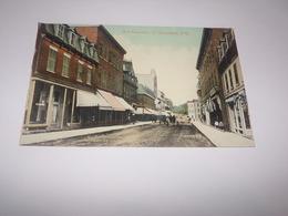 Rue Cascades.St Hyacinthe.Québec.P.Q. - St. Hyacinthe