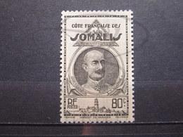 VEND BEAU TIMBRE DE LA COTE FRANCAISE DES SOMALIS N° 161 , X !!! - Côte Française Des Somalis (1894-1967)