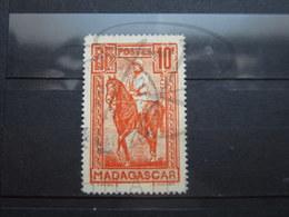 VEND BEAU TIMBRE DE MADAGASCAR N° 187 !!! - Madagascar (1889-1960)