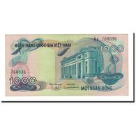 Billet, South Viet Nam, 1000 D<ox>ng, Undated (1971), KM:29a, TTB - Viêt-Nam