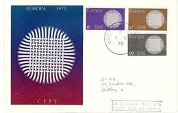 10366 - EUROPA  70 - 1949-... Republic Of Ireland