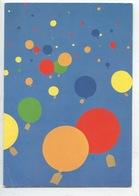 Nicholas Monro : Ballon Race (détail From Screenprint) Art Pop - Peintures & Tableaux