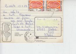 """TUNISIA  1983 - """"pseudophillpsia Azzouzi"""" - Tunisia (1956-...)"""