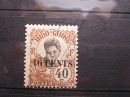 VEND BEAU TIMBRE D ' INDOCHINE N° 82 , (X) !!! - Indochina (1889-1945)