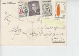 TUNISIA  1983 -- Cartolina Per Italia - Tunisia (1956-...)