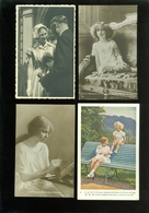 Beau Lot De 60 Cartes Postales Du Famille Royale  Dynasty      Mooi Lot Van 60 Postkaarten Van De Koninklijke Familie - Postkaarten