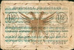 1:2 FRANC 1917 KORITZA - Albanie