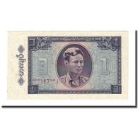 Billet, Birmanie, 1 Kyat, Undated (1965), KM:52, NEUF - Myanmar