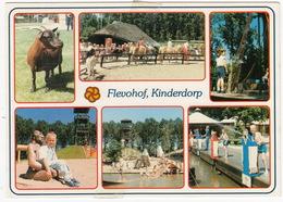 Flevohof, Kinderdorp - O.a. GEIT En PONY - Netherlands