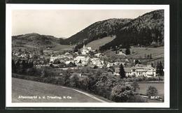 AK Altenmarkt / Triesting, Ortspanorama Vom Berg Aus Gesehen - Austria
