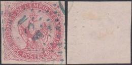 """Colonies Françaises - Timbre Gabon Yvert N°6 Oblitération """" ASI"""" En Bleu """" Assinie """" (6G18592) DC 0873 - Oblitérés"""
