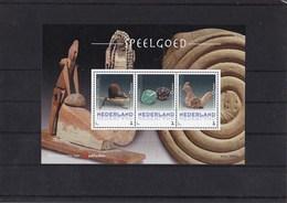 Nederland - Museum Voor Oudheden - Speelgoed - 1 Postzegelvel (MNH) + 3 Postkaarten (ongebruikt)  - Uitgifte 2018 - Netherlands