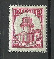 Estland Estonia 1932 Michel 96 * - Estonie