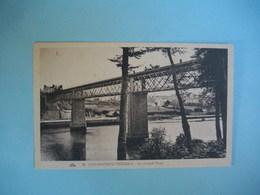 DOUARNENEZ TREBOUL  -  29  -  Le Grand Pont  -  Finistère - Douarnenez