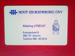 Hout-En Bouwbond CNV 2 1/2 Guilders - Netherlands