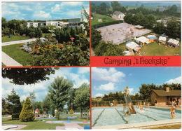 Kaatsheuvel - Camping ''t Hoekske', Van Haestrechtstraat 22-26 - MINIGOLF, GLIJBANEN, Caravans, Speeltuin - Kaatsheuvel