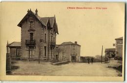 79 - L' Absie : Villa LEON - L'Absie