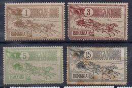 ROUMANIE ! SÉRIE De Timbres Anciens NEUFS Depuis 1903 - 1948-.... Republics