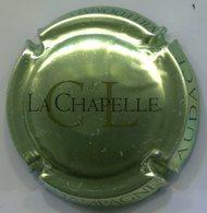 CAPSULE-CHAMPAGNE CL DE LA CHAPELLE N°20 Vert-jaune Clair AUDACE - Clos De La Chapelle