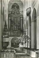 Stralsund - Marienkirche - Orgel - Foto-AK - Verlag Bild Und Heimat Reichenbach - Kirchen U. Kathedralen