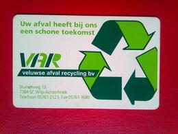 VAR Veluwse Afval Recycling    2 1/2 Guilders - Netherlands