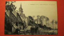 LANNION. L'Elise De Brélévenez. Les 144 Marches. - Lannion