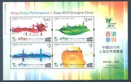 HONG KONG -  MNH/**- 2010 - EXPO SHANGHAI - Yv BLOC 194 -  Lot 18310 - 1997-... Région Administrative Chinoise
