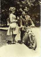 Motorbike - Yugoslav Motorbike And Couples - Motorbikes
