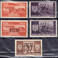 ROUMANIE ! SÉRIE De Timbres Anciens NEUFS Depuis 1940 ! SURCHARGES ! - 1918-1948 Ferdinand, Charles II & Michael