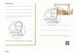 I0478 - Tschechoslowakei (1992) Komarno 1: Juraj Klapka (Verteidiger Der Festung Komarno, General Der Ung. Armee 1848-9) - Berufe